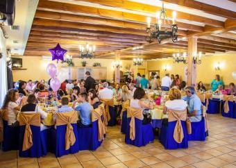 Celebraciones en Restaurante Cachito