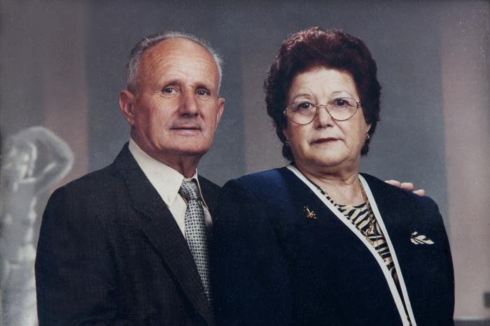 Trinidad Mora y Juan Adsuar