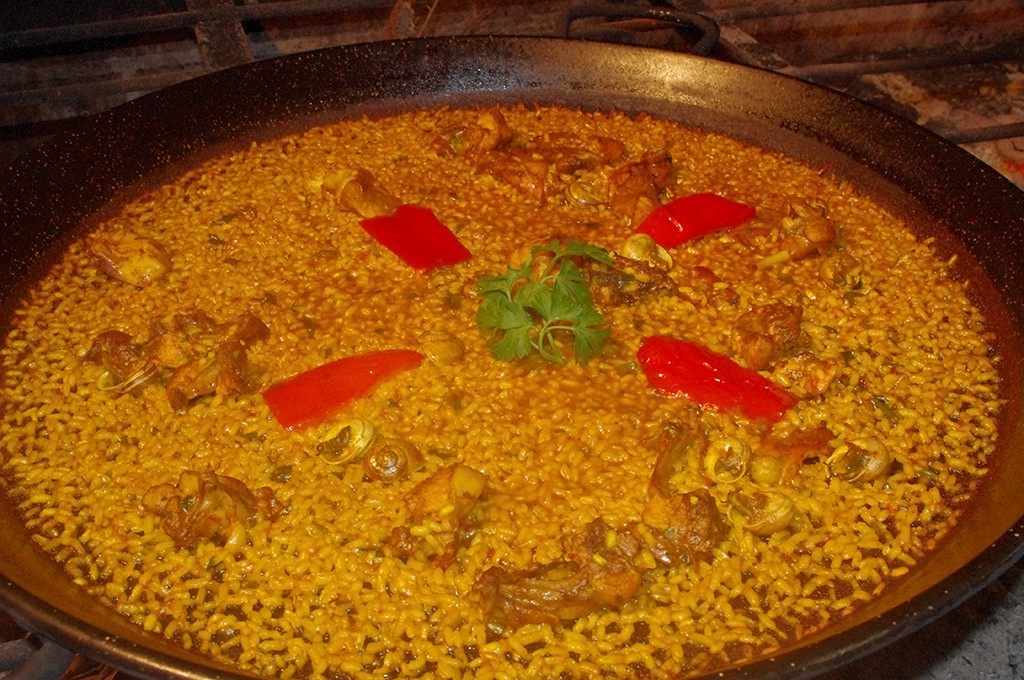 paella Cachito